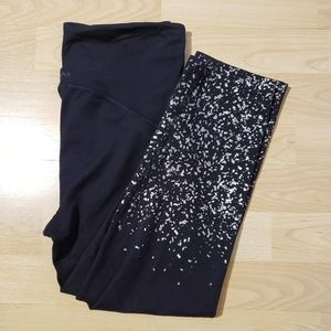 SPANX speckled crops